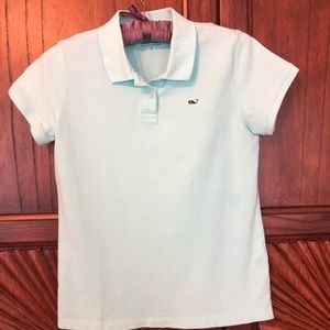 Girls Vineyard Vines Polo Shirt